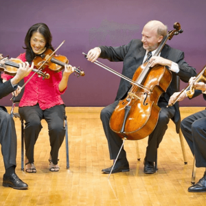 Muir String Quartet, Concerts at the Point